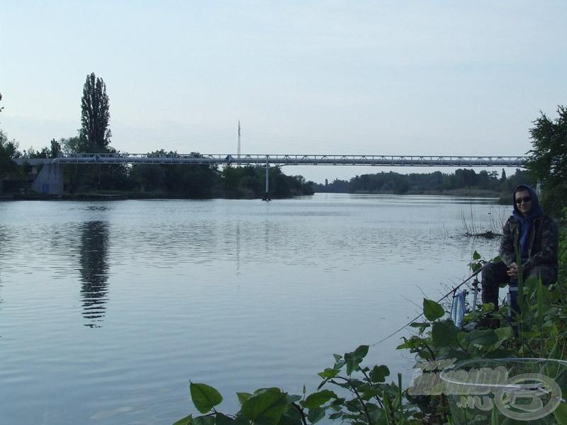 Az első próbák egyik színhelye a finnyás halairól is ismert csepeli versenypálya volt