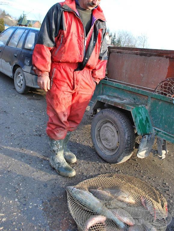 Nem tudta, hogy március 9-én a süllőre tilalom van? Minimum húsz éve halászik…
