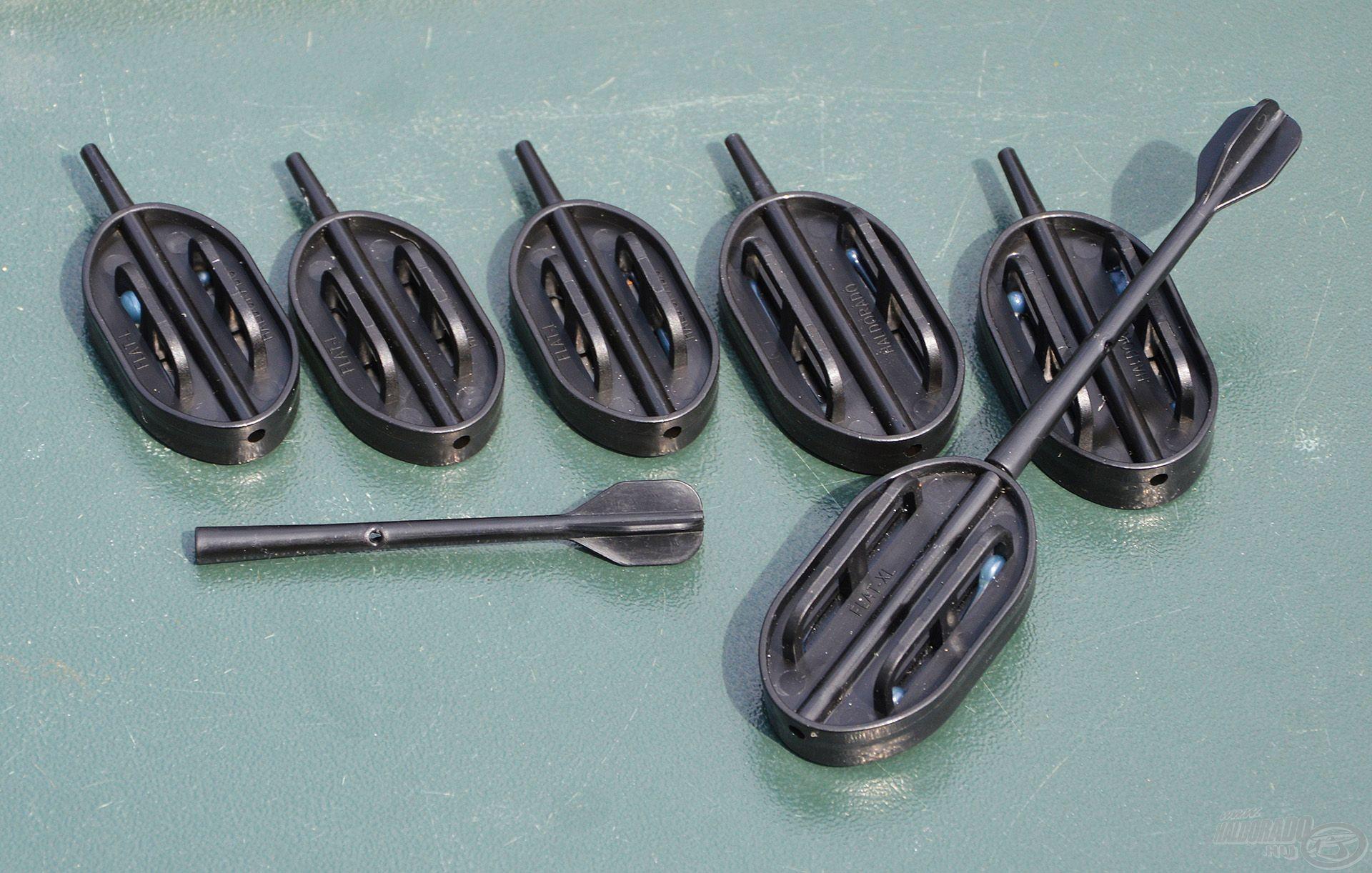 … mellyel a Flat L és Flat XL kosarak könnyedén távdobó típussá alakíthatók!