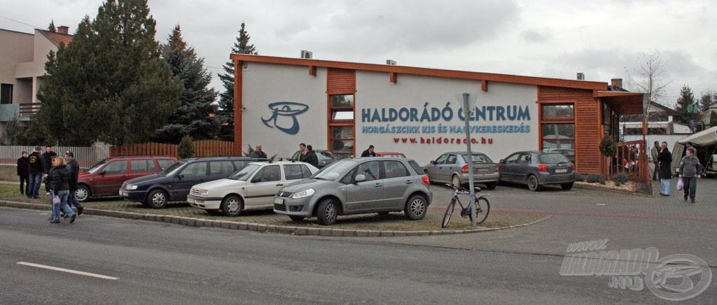 A Haldorádó Centrum a rendezvény színhelye, amely kibővített áruválasztékkal, programokkal és vásárlási kedvezményekkel várja az ide érkezőket