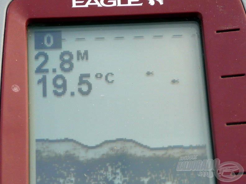 A pontyok 18-20 fokos vízhőmérsékletnél, azaz rendszerint májusban…