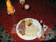 Karácsonyi tengerihal-ételek 1. Sajtos tejfölös hekk filé