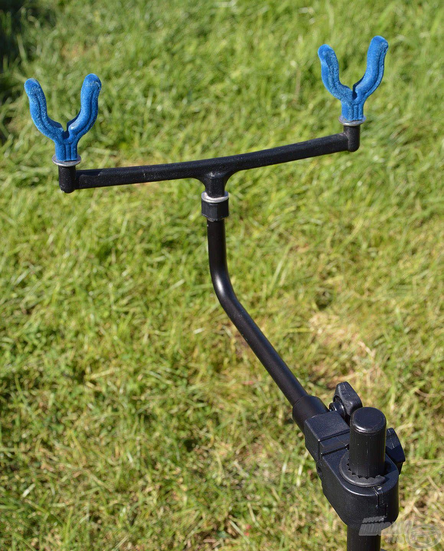 A 25 mm-es kerek lábak minden kiegészítővel, modullal kompatibilisek. Tökéletesen rögzíthető rájuk bottartó adapter…