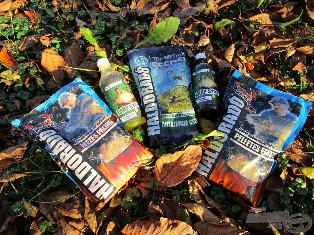 Három olyan etetőanyag, amit tavasszal és ősszel is szívesen használok