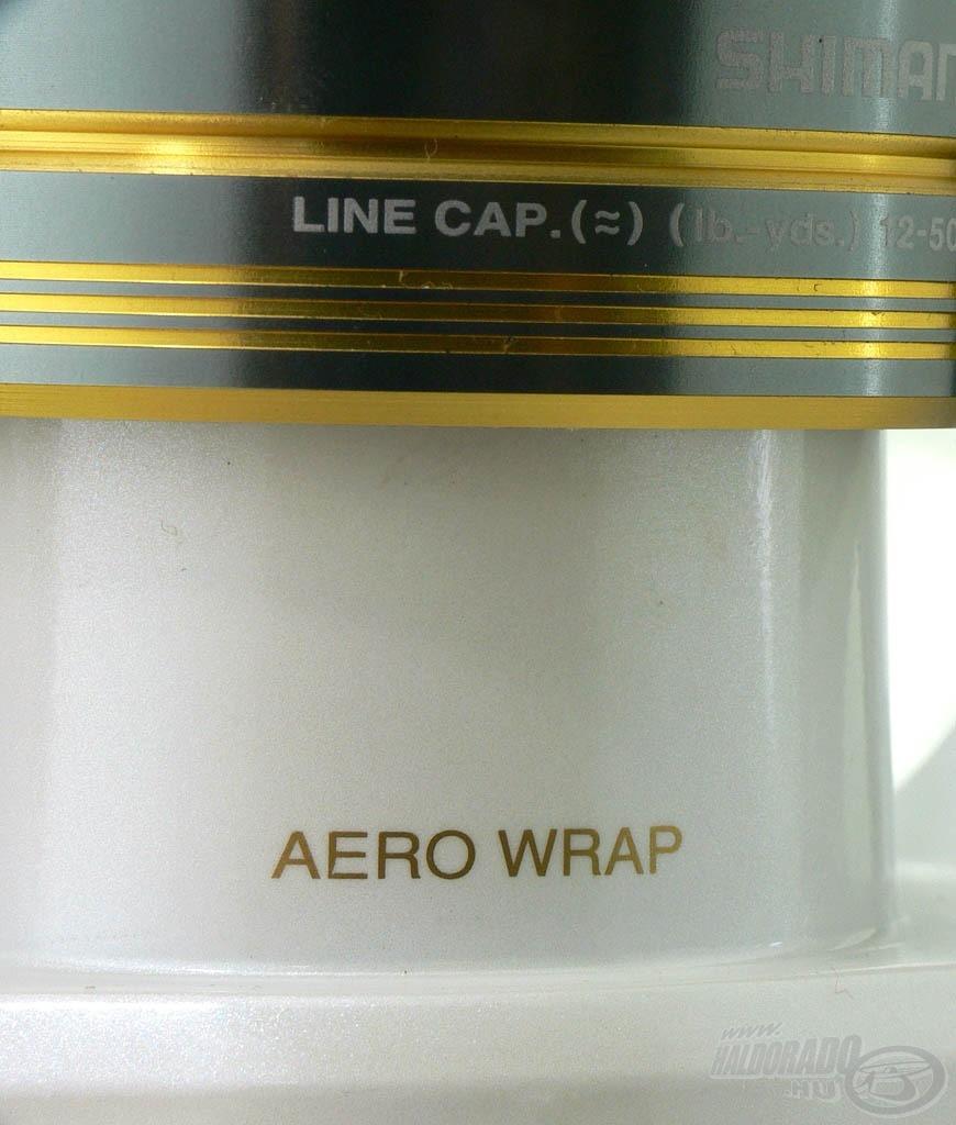 Az Aero Wrap II felel a tökéletes zsinórprofilért