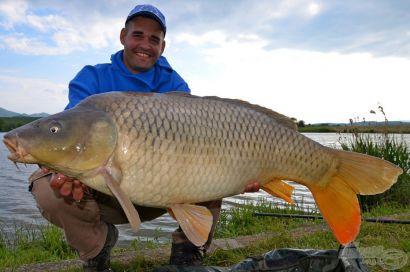 Kis csali, nagy hal!