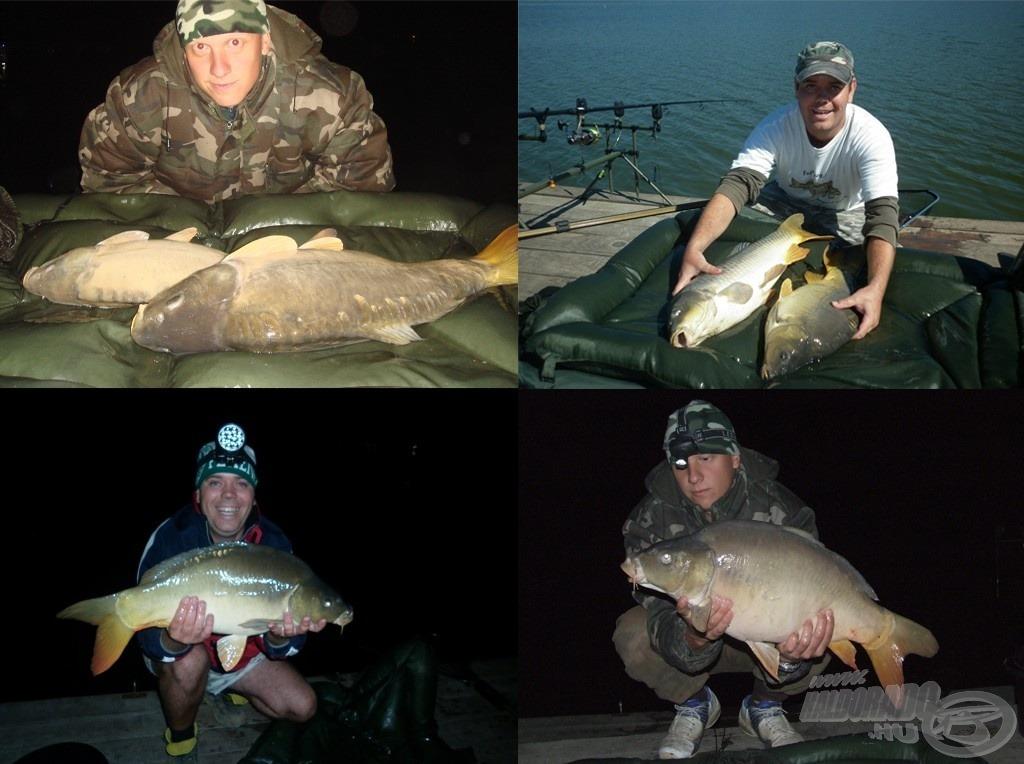 Sokszor idő sem volt visszatenni a korábban fogott halat vagy akár a melegebb nacit felvenni
