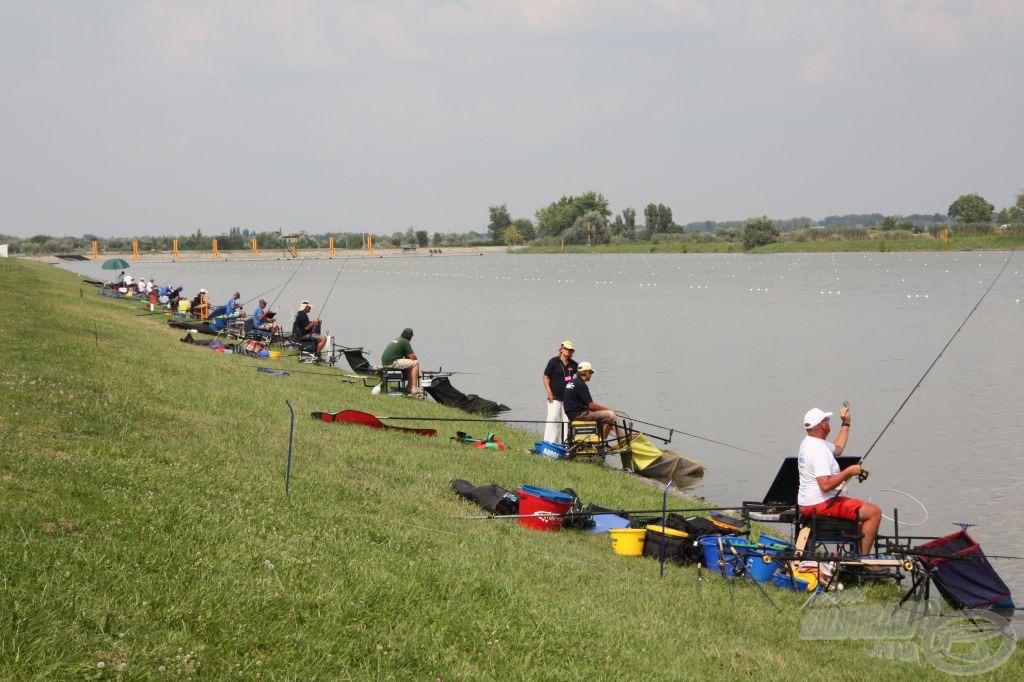 Klub Feeder Országos Bajnokság beszámoló - 2. forduló