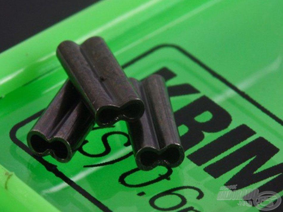 Minőségi krimps fémgyűrű utántöltő csomag
