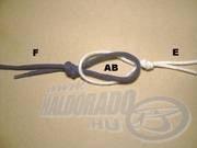 Kötések egyszerűen 10.rész - Előke végfülbe csatlakoztatása