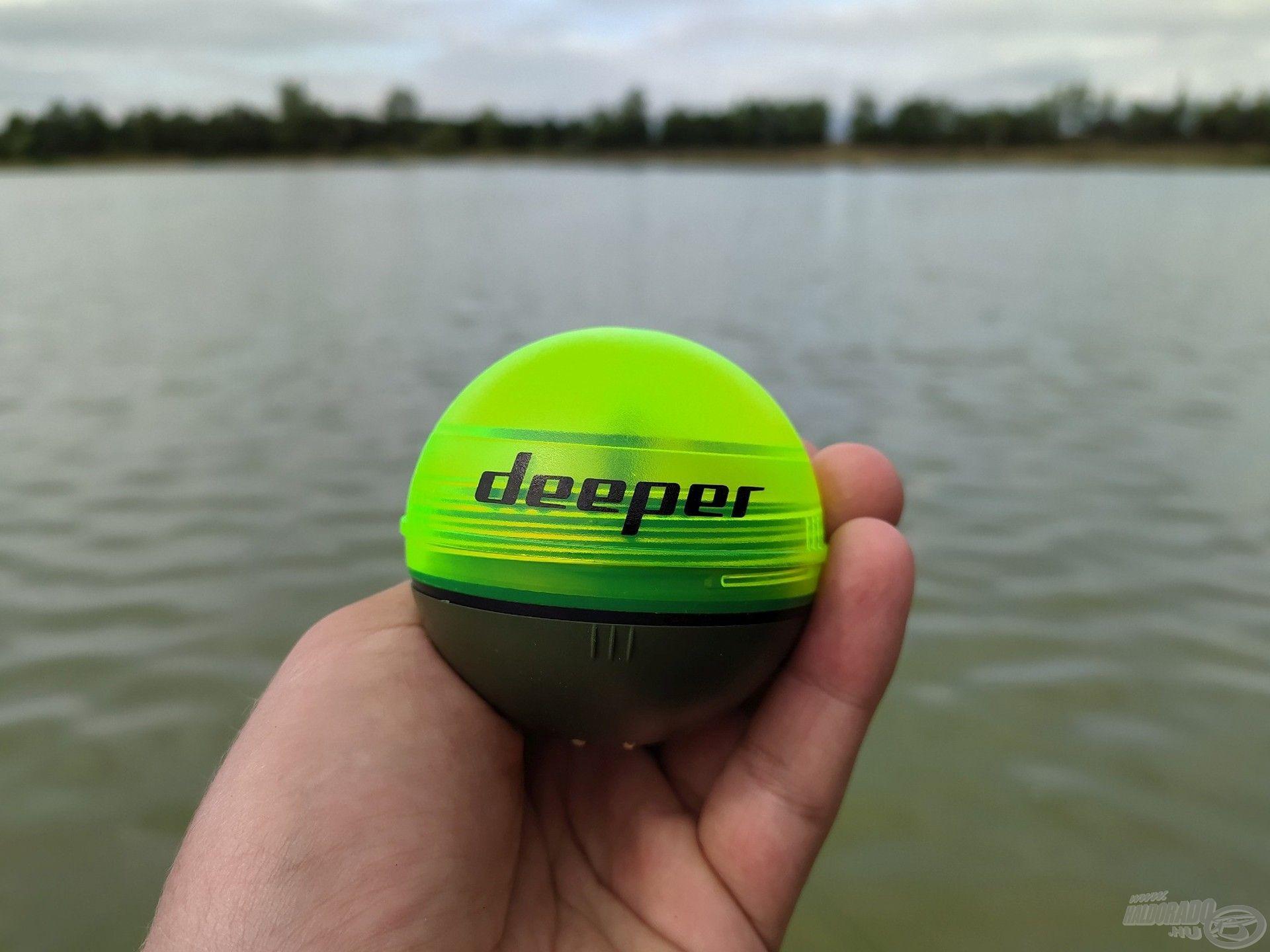 A felderítő Deeper