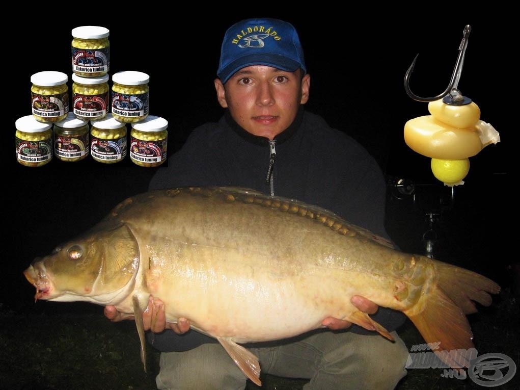 Kukorica tuning - az eredményes horgászatokért