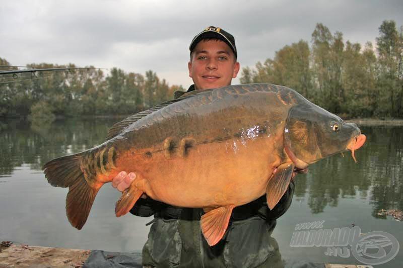 A rövid túra legnagyobb hala 14 kg-os volt. Különlegessége, hogy ezzel a hallal még soha nem találkoztak az egyesületi tagok!