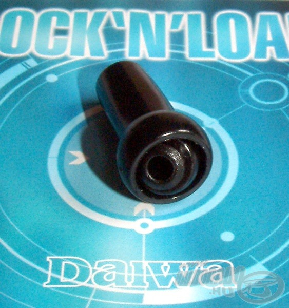 A Daiwa új speciális gumiadagolós tefloncsöve