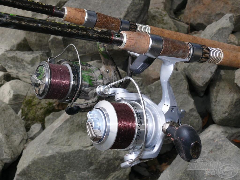 Új 2010-ben forgalomba kerülő feeder orsókat is bemutatok