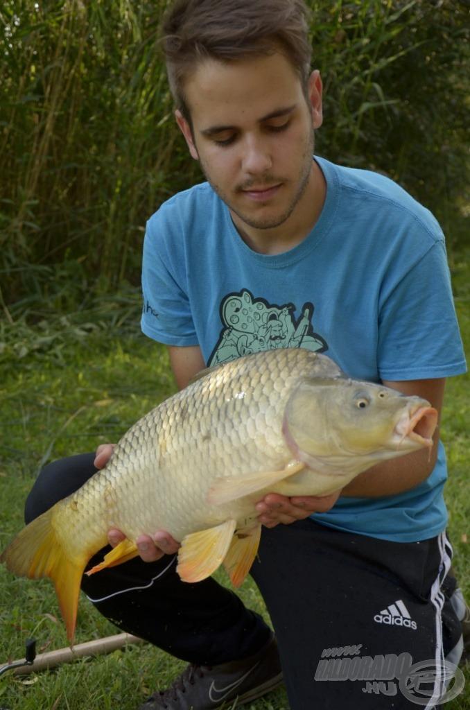 Ilyen gyönyörű és egészséges halakra horgászhatunk Akasztón