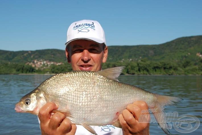Mátyás király erdeje alatt horgásztam