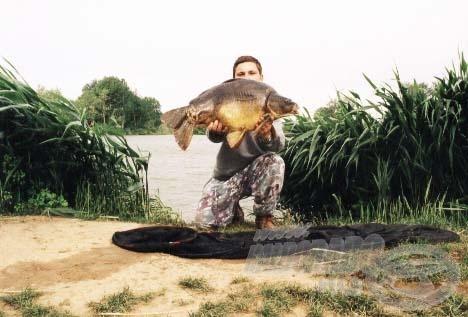 Íme a horgászat vitathatatlanul legszebb hala