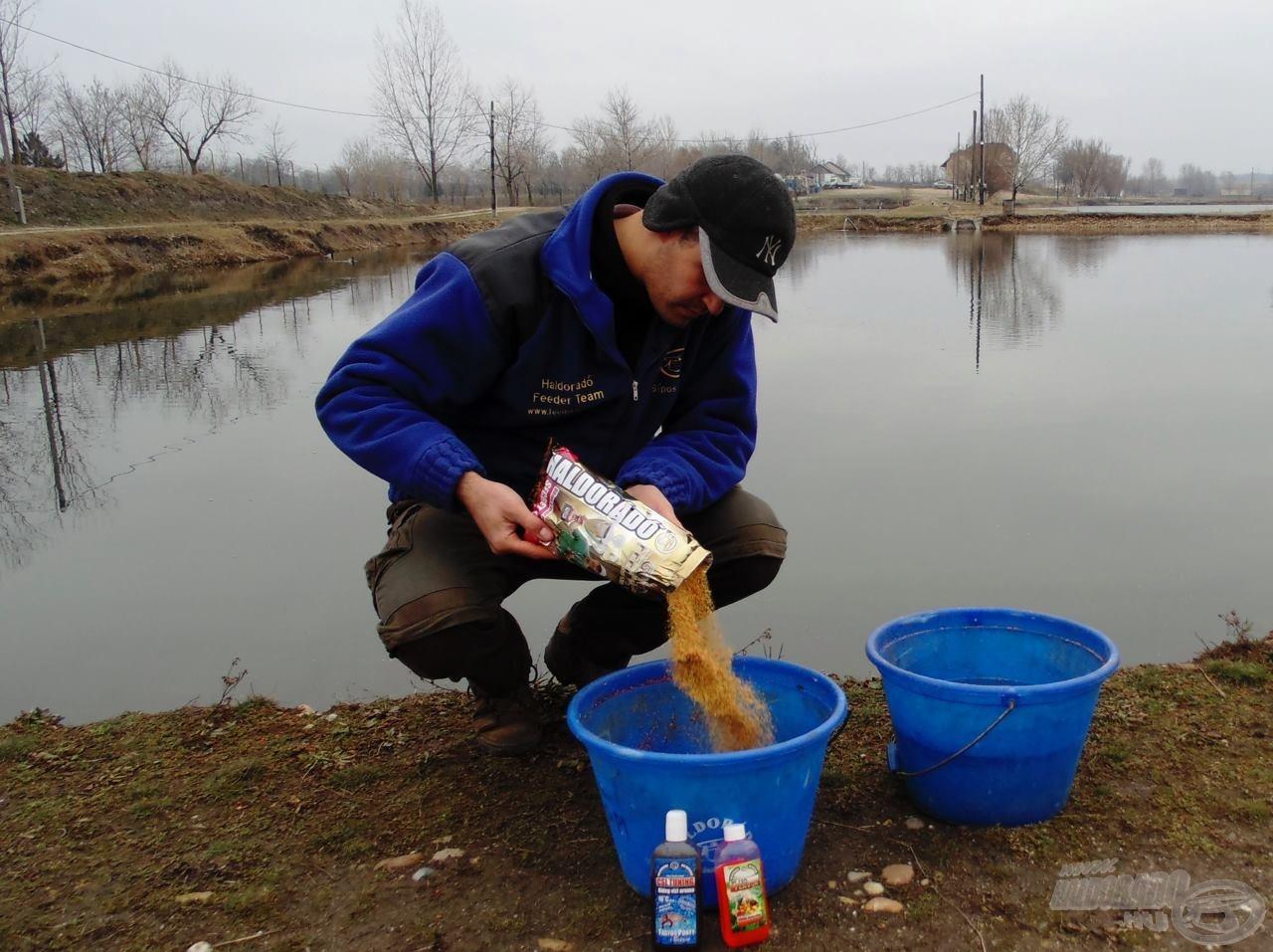 Az édes íz dominál ebben a versenyszerű horgászatra kifejlesztett etetőanyagban, amelyet a prémium minőségű csomagolásnak köszönhetően sokáig meg is őriz!