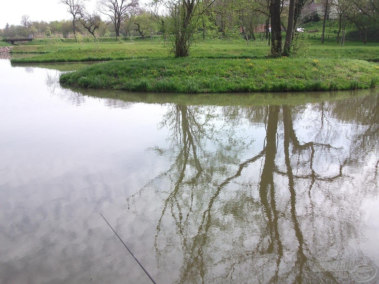 Aznapi horgászhelyem