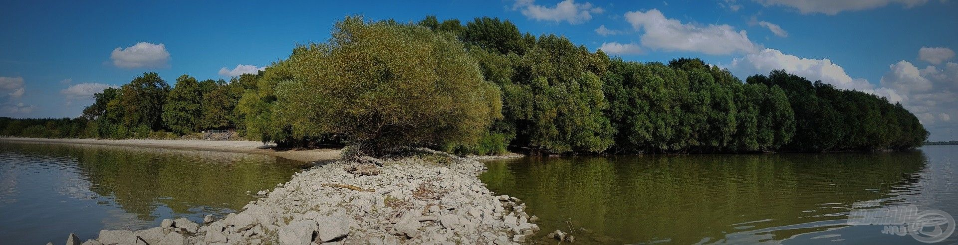 A meszesi kőgát egykoron igen népszerű horgászhely volt, manapság viszont egyre kevesebben látogatják
