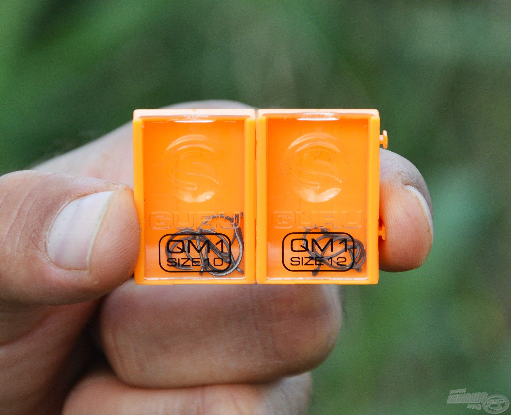 A Guru QM1 jól bevált hideg vízi horog