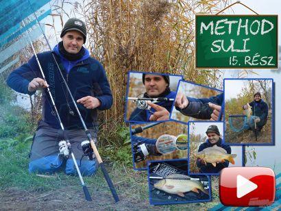 Method Suli 15. rész – Egy szinttel feljebb!