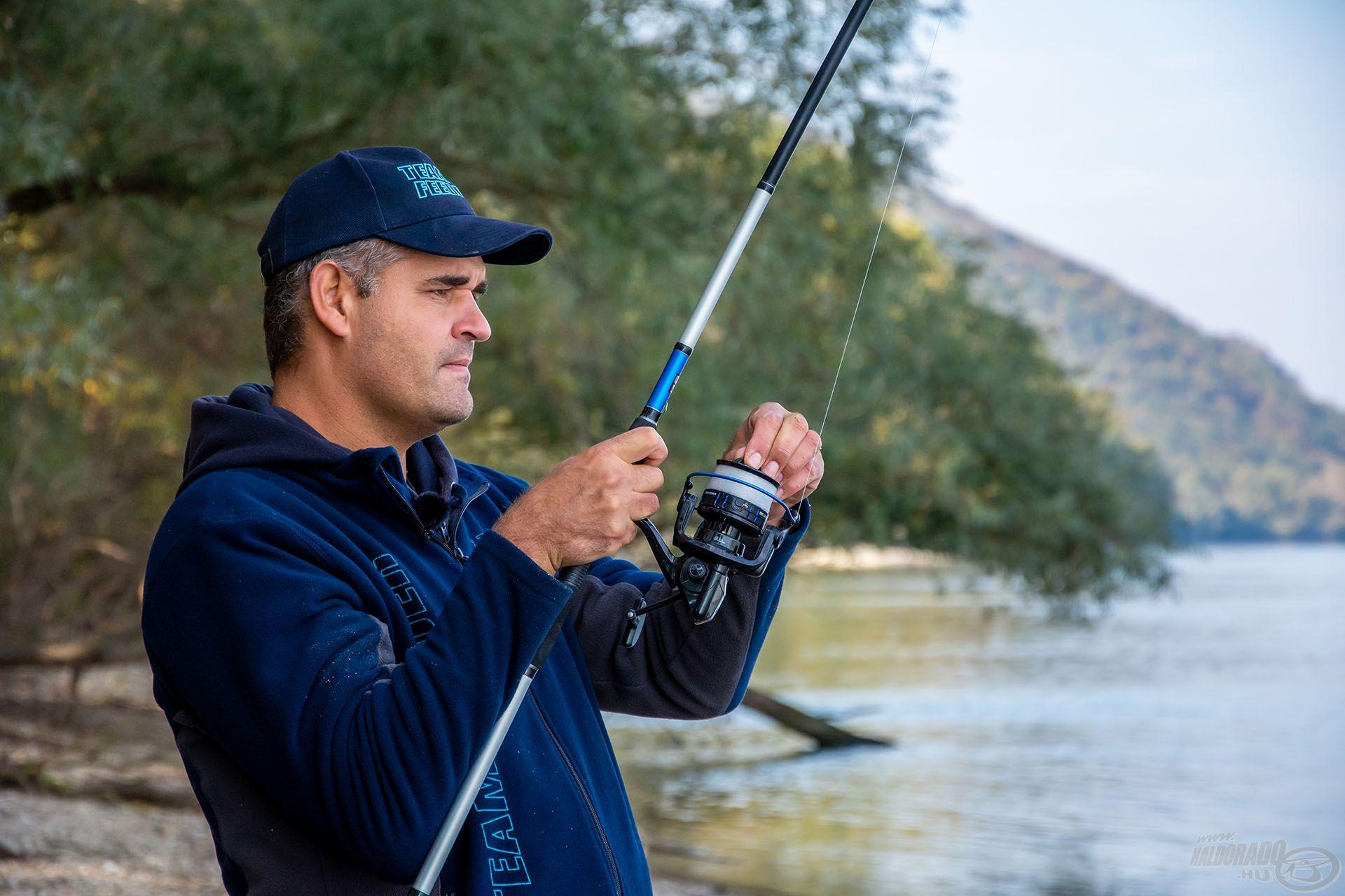 A Fine Carp a finomszerelékes és versenyhorgászok kedvelt orsója, de jól bírja a nagy megterhelést jelentő folyóvízi horgászatot is