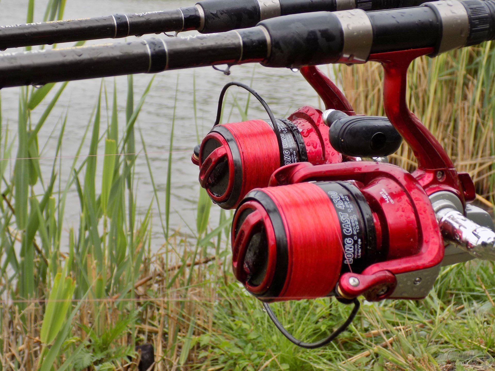 Nagy dobások, nagy halak, nem akadály! Precíz fékrendszerű orsók, szép zsinórképpel, megbízható működéssel. Nagy megelégedéssel használom őket évek óta