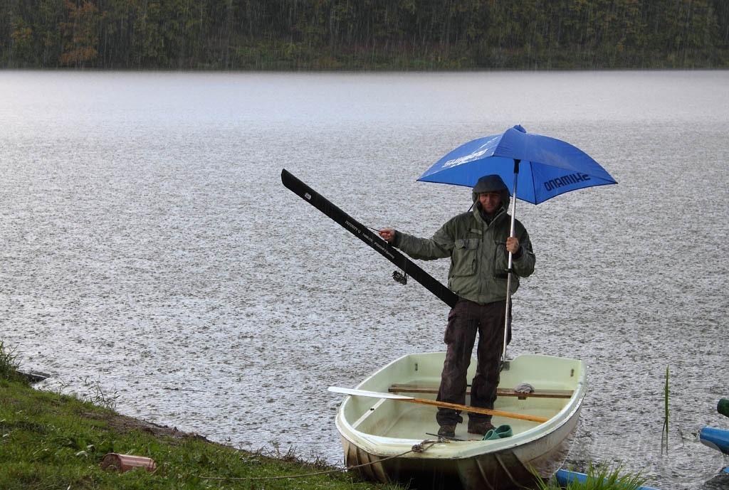 Praktikus bottáska (és ilyenkor az esernyő is)