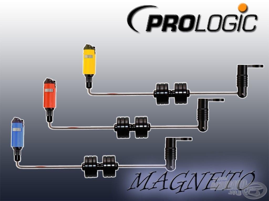 Kétféle kivitelben forgalmazzuk a Magneto kiegészítőket: az egyik a merev karos swinger
