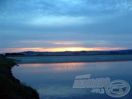 A napfelkelte fenséges látványa semmihez sem fogható!