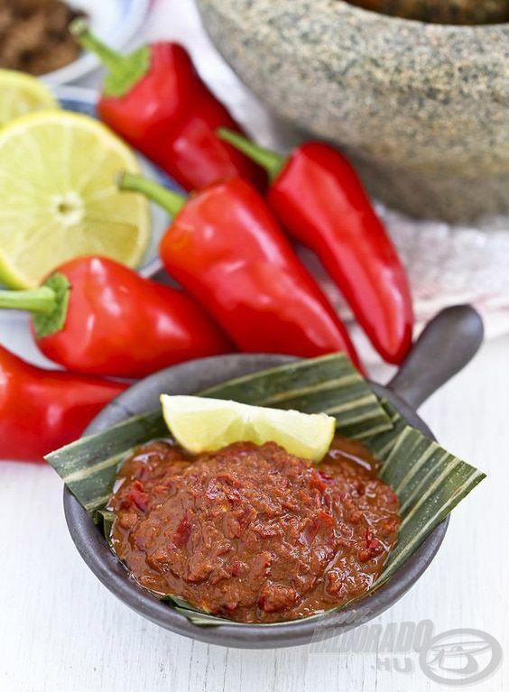 A maláj konyha egyik ikonikus alapanyaga a Belachan