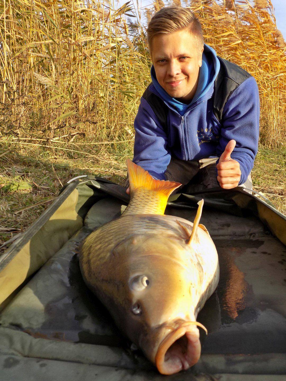 Eredményes hideg vízi horgászatokat kívánok Mindenkinek!