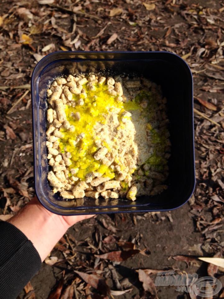 Kukoricapellet