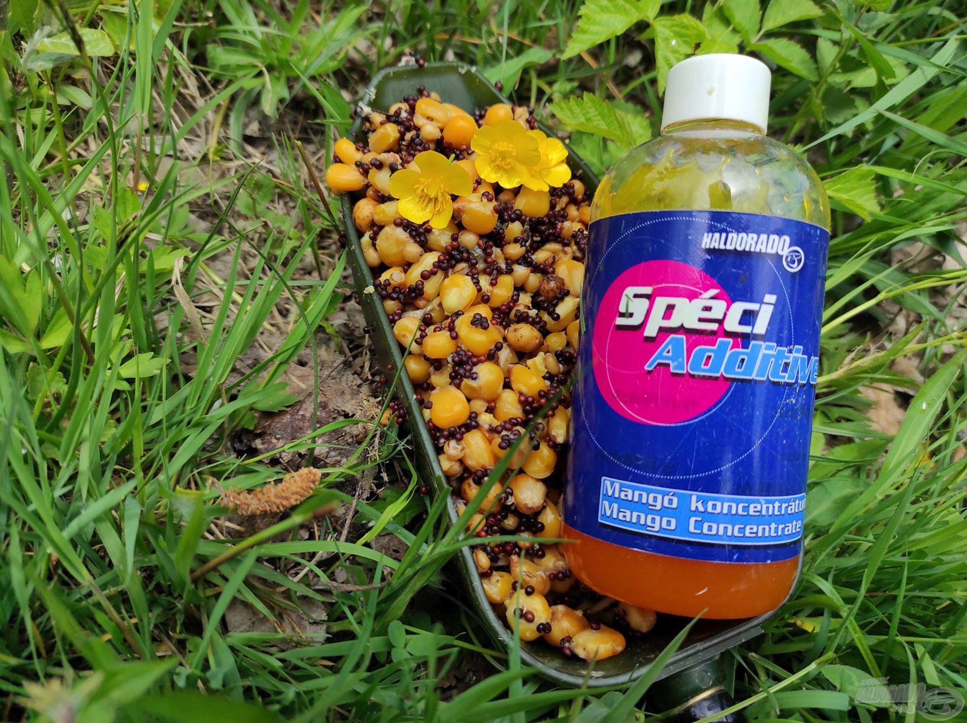 Szuper mangós finomság felmelegedő vizekre