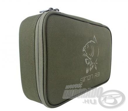 A Siren kapásjelzőt és vevőegységet a hozzájuk készített táskában biztonságosan szállíthatjuk