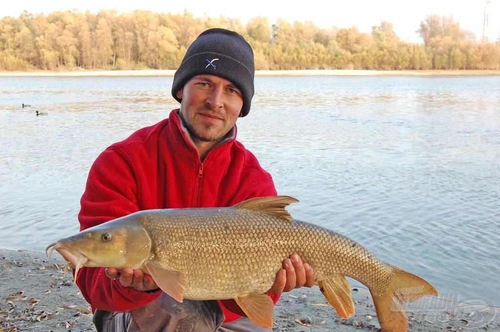 A nap legnagyobb hala ez a 4,10 kg-s márna