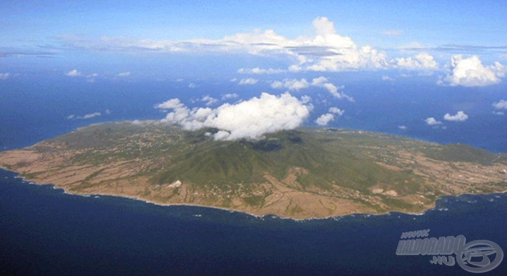 NEVIS IXXUS Match FD 40, a Karib-tenger kincse