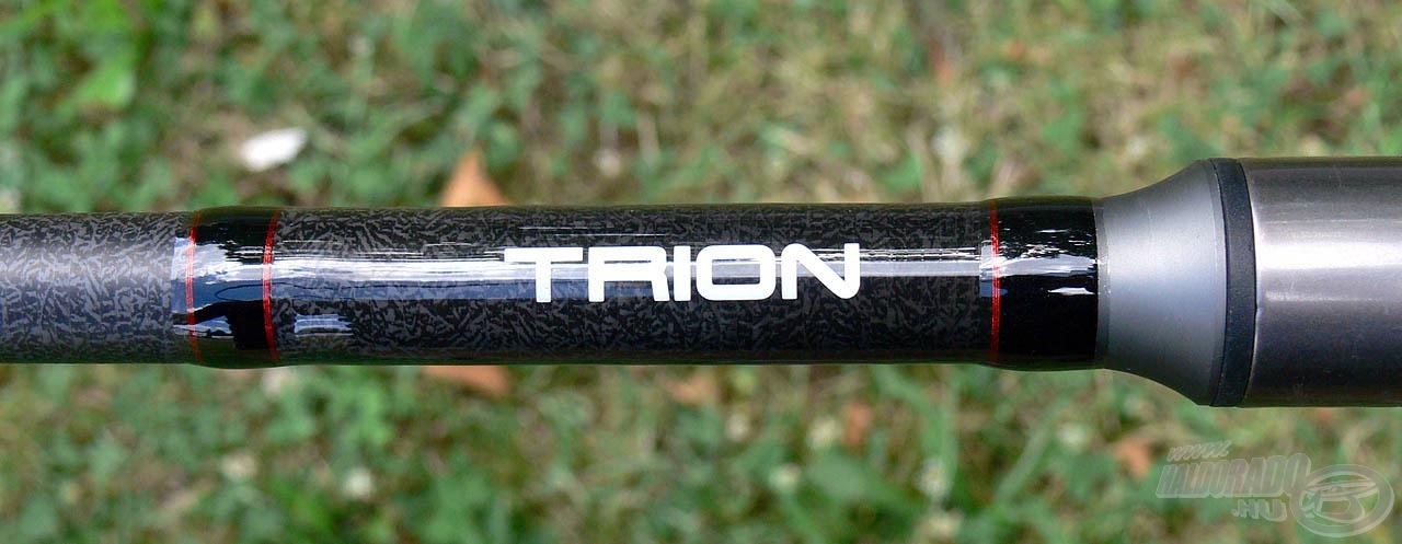A Trion szériára jellemző a nagyon igényes és precíz kidolgozás
