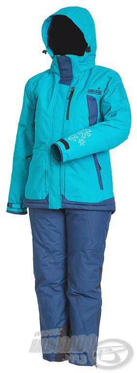 Többfunkciós téli ruha kifejezetten nők részére tervezve