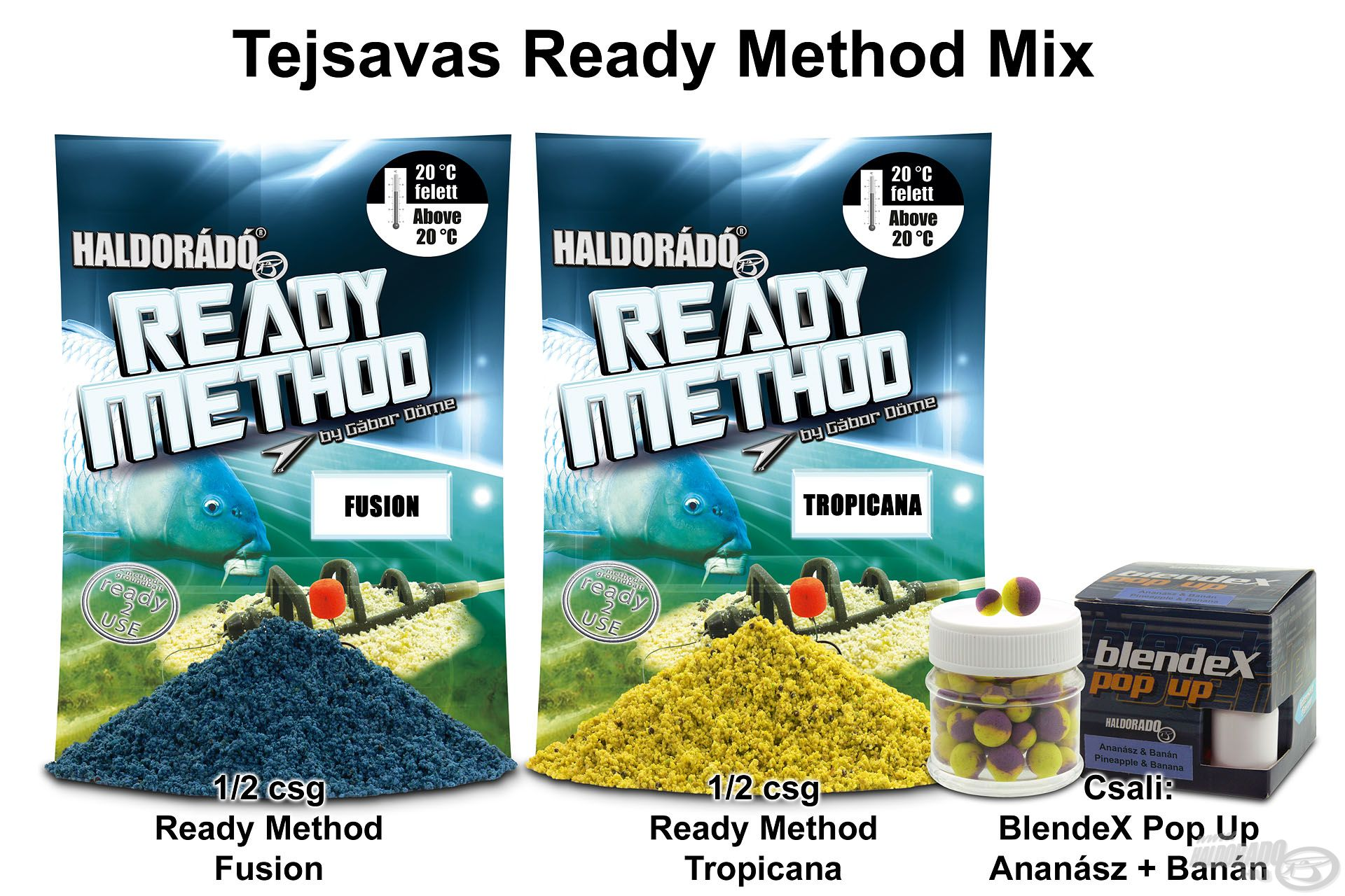Tejsavas Ready Method Mix