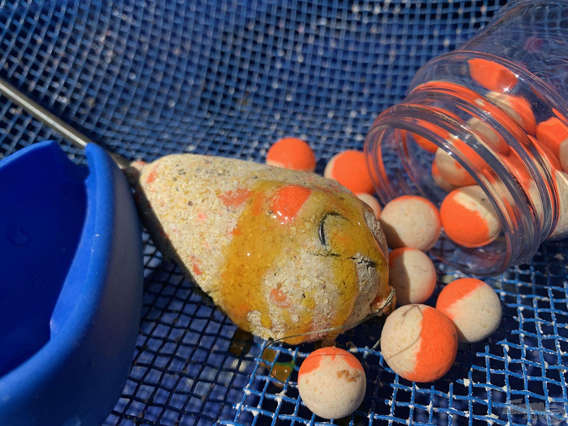 A BlendeX 2 in 1 Vajsav + Mangó kellemes ízvilágú, de kissé vajsavas kaja, amelynek oldódását Champion Cornnal lehet felturbózni