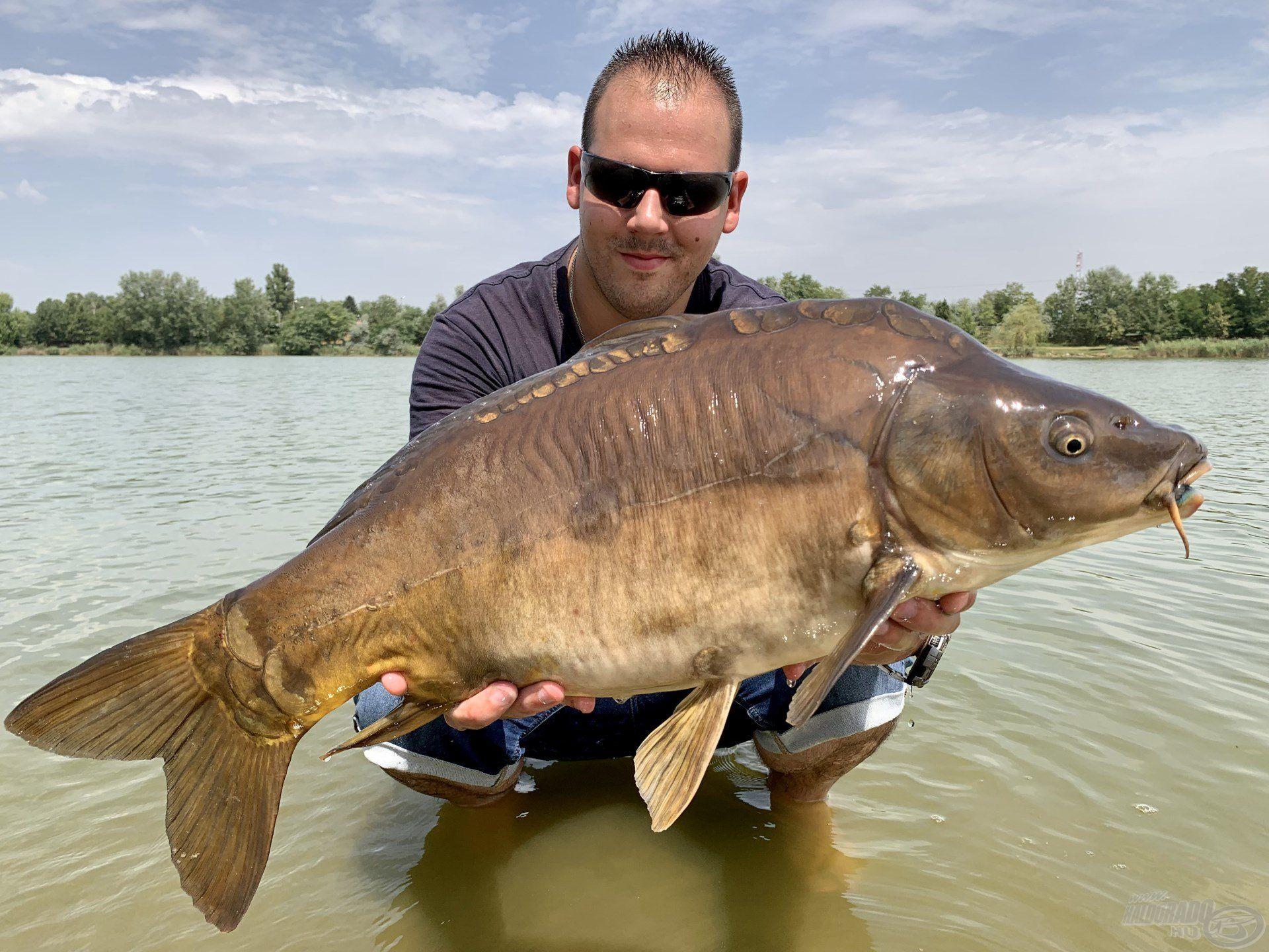 Próbáljátok ki a Deeper Chirp+ 2 okos halradart és fogjatok még több gyönyörű halat!