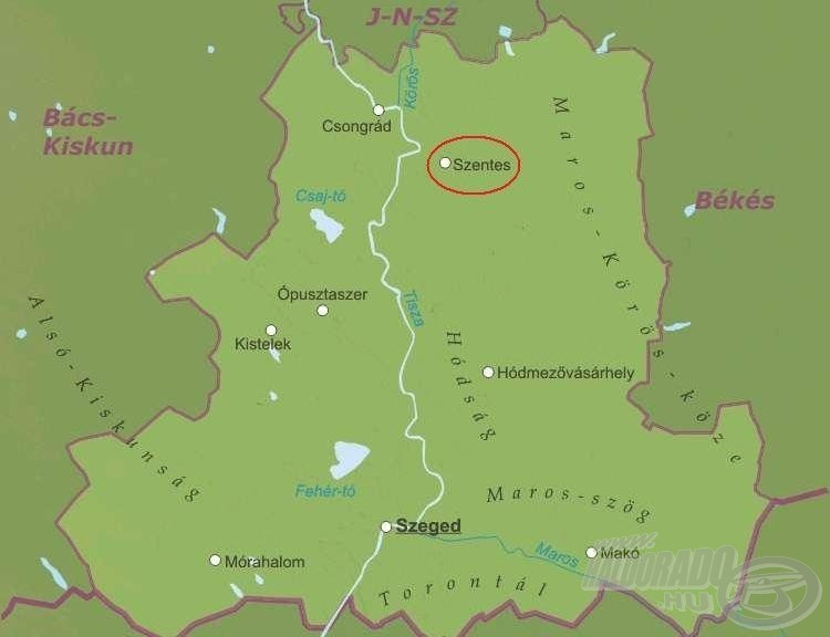 Szentes Csongrád megye északi részén található, gyönyörű dél-alföldi város