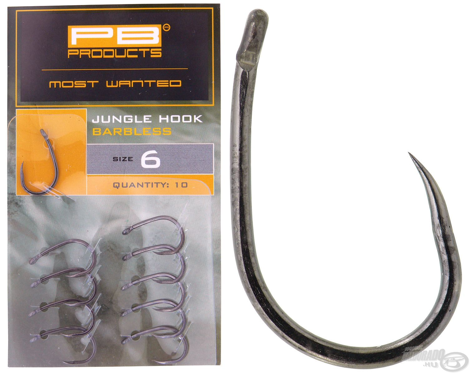 PB Products Jungle Barbless
