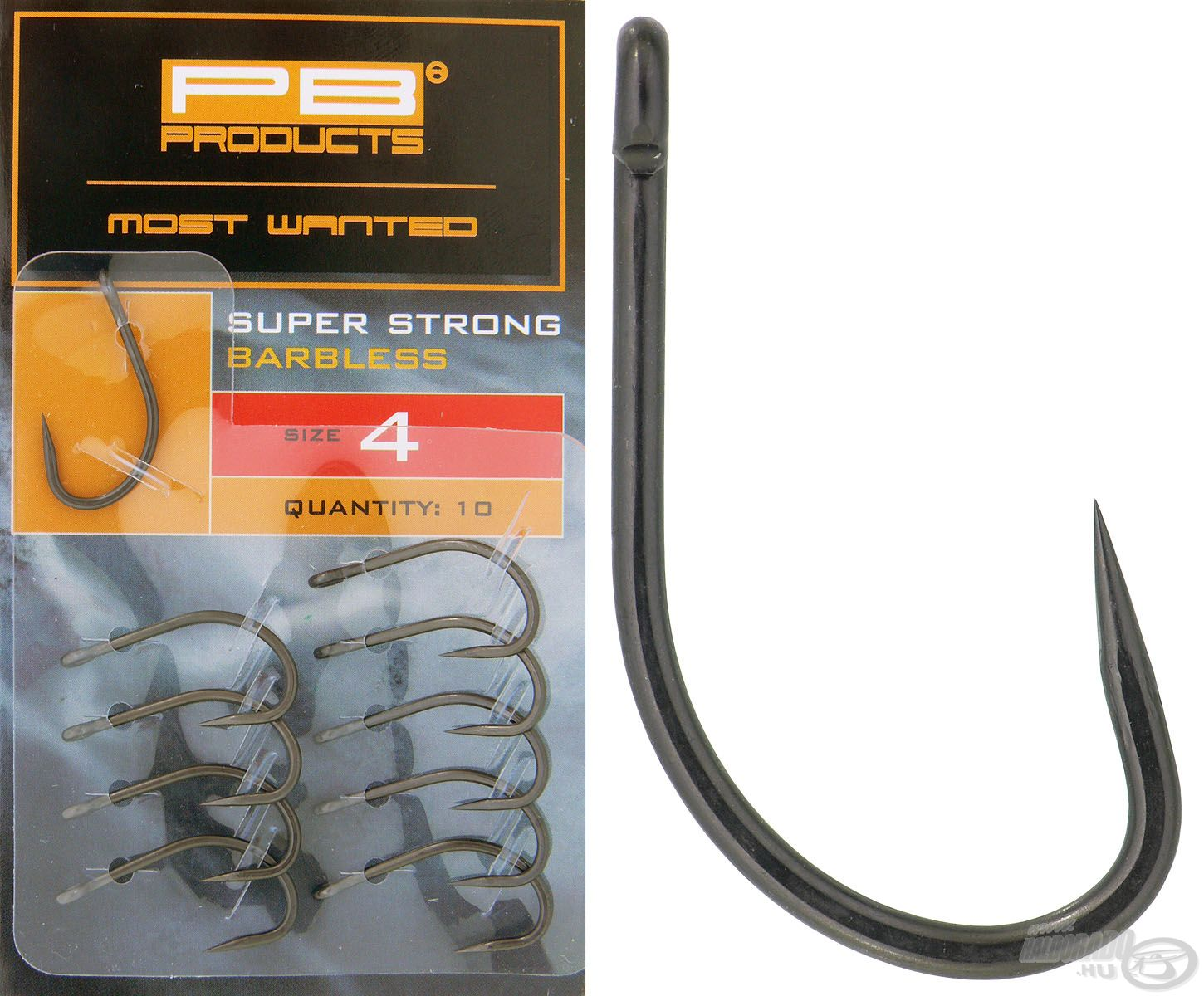 PB Products Super Strong Barbless
