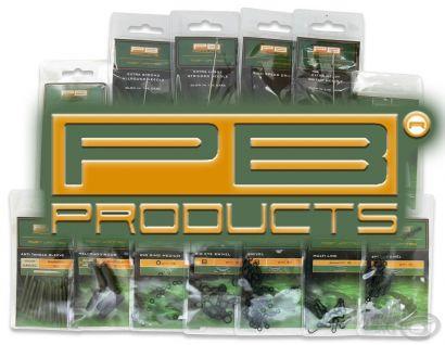 PB Products termékek az V. Pontyhorgász Napokon