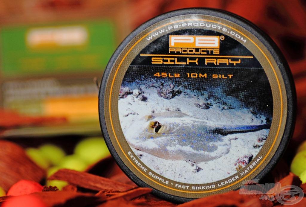 2013-as újdonság a PB Products Silk Ray előtétzsinór