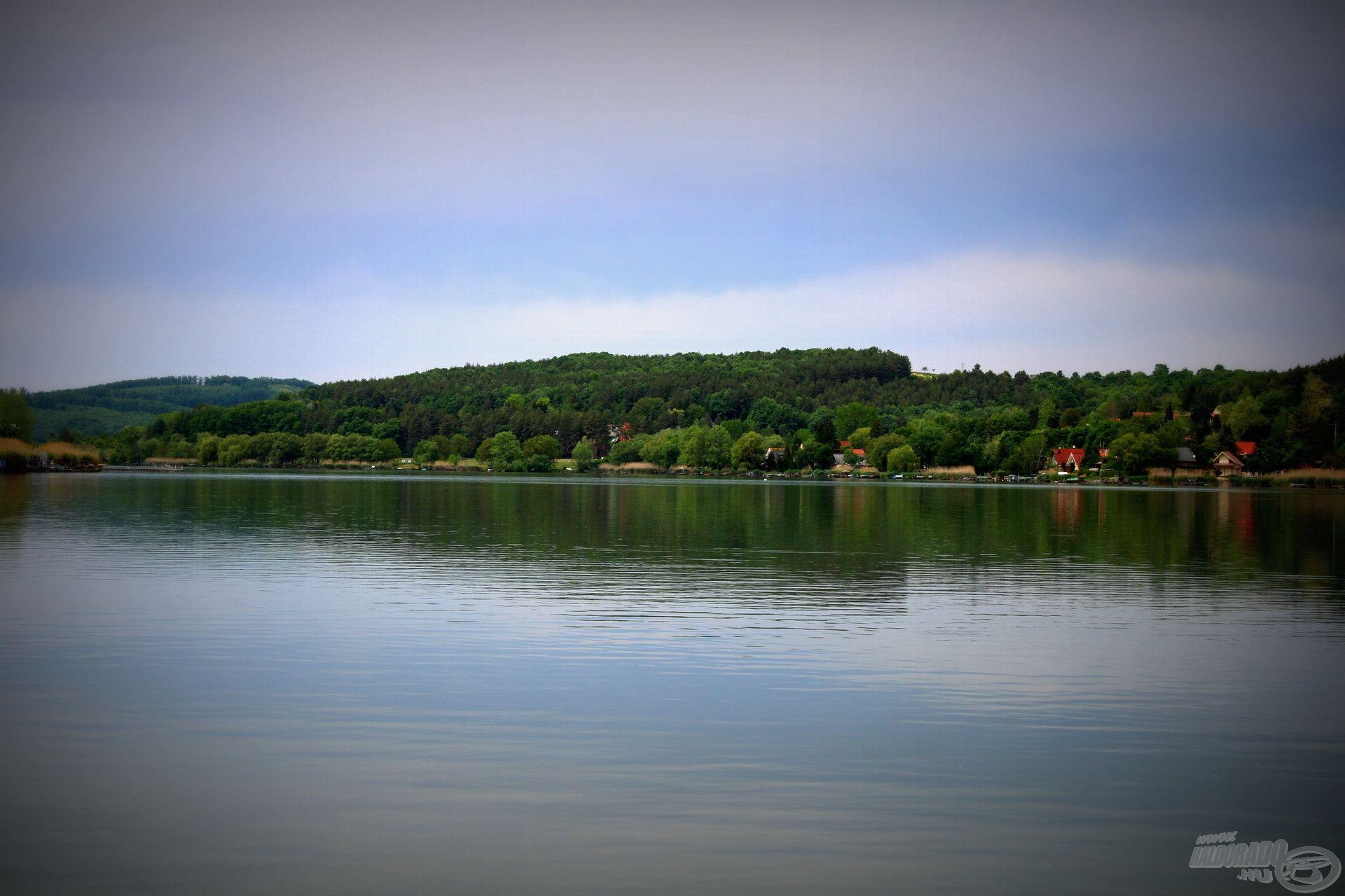 Köszönöm szépen, Pécsi-tó, hogy megint a legszebb arcod mutattad nekem!